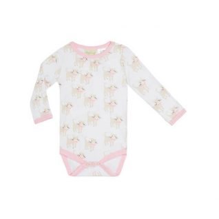 Sapling Child El Gato Long Sleeve Bodysuit