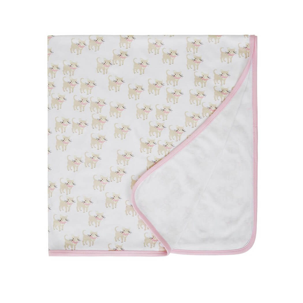 Sapling Child El Gato Snuggle Wrap Pink