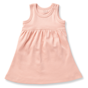 Peach Melba Dress Organic Cotton