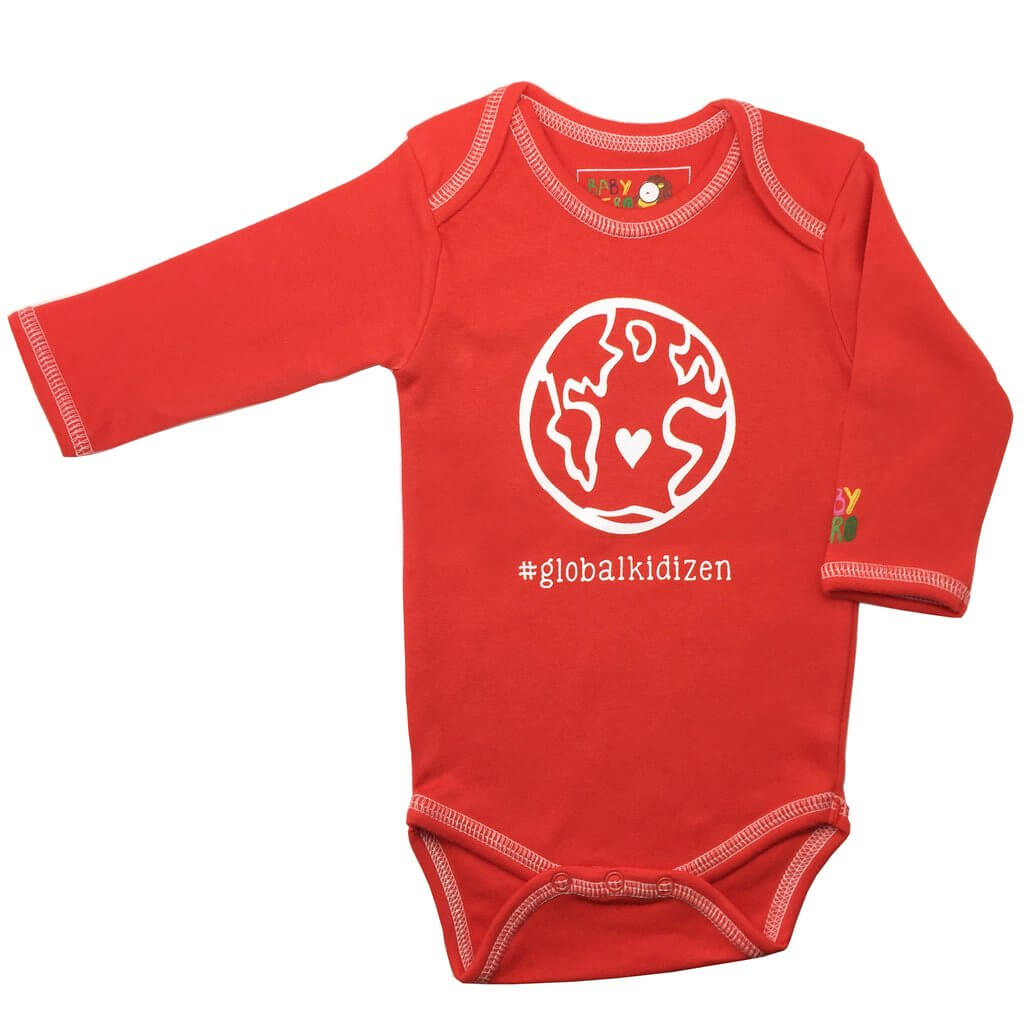 global kididzen onesie - long-sleeve